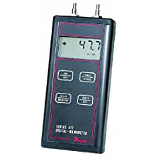 Dwyer Series 477 Handheld Digital Manometer, 0-150.0 psi Range, FM Approved