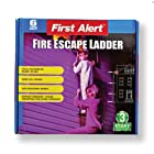 First Alert First Alert 25 ft. Fire Escape Ladder, Aluminum