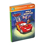 Leapfrog LeapReader Junior Book: Disney·Pixar Cars 2: World Adventure (works with Tag Junior), Child, Play, Newborn, Game, Toy