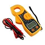 FDL LCD Auto Digital Clamp Meter Mt87 Electronic Tester Ac Dc