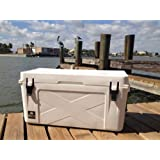 75 Quart Brute Outdoors Cooler in Sand