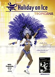 holiday on ice tropicana mark naylor robin cousins dvd blu ray. Black Bedroom Furniture Sets. Home Design Ideas