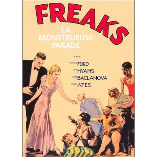 Freaks et The Unknown de Tod Browings 51MPTCP5F4L._SS500_