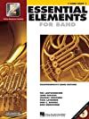 Essential Elements 2000, Book 1 Plus DVD: F Horn