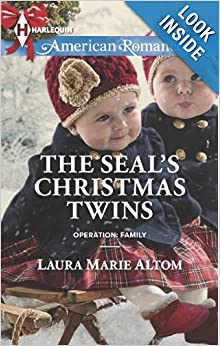 The SEAL's Christmas Twins - Laura Marie Altom