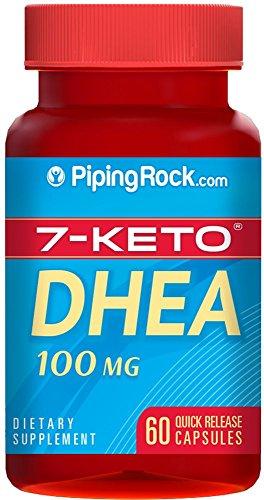 7-Keto DHEA 100 mg 60 Capsules