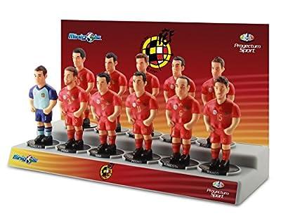 Minigols Foosball Team Figures - Choose Your Favorite Team