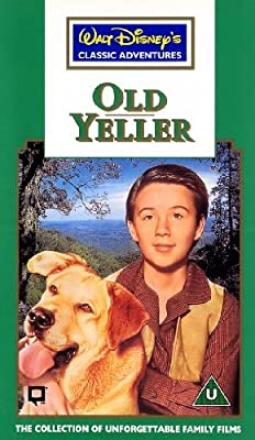 Old Yeller [VHS] [Import]
