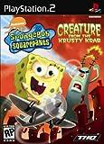 Spongebob Squarepants Creature from the Krusty Krab - PlayStation 2 (Jewel case)