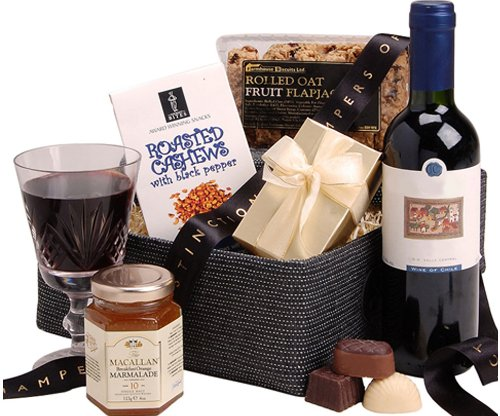 Mens Gift Food Hamper - NEW