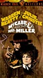 Mccabe & Mrs. Miller [VHS]
