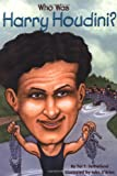 img - for Who Was Harry Houdini? book / textbook / text book