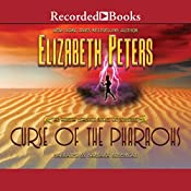The Curse of the Pharaohs: The Amelia Peabody Series, Book 2 | [Elizabeth Peters]