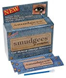 Smudgees Portable Single Serve Eye Makeup Smudge Removers - Great after a massage, workout or overnight stay!