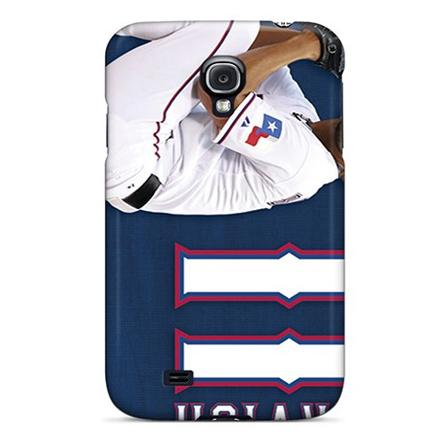Fashionable Gah6608Gzwv Galaxy S4 Case Cover For Texas Rangers Protective Case
