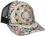 Billabong Juniors Tiles N Tides Hat, Black/White, One Size