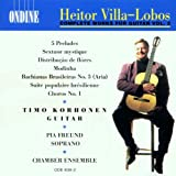"Complete Works for Guitar 2von ""Timo Korhonen"""