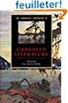 The Cambridge Companion to Canadian L...