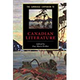 The Cambridge Companion to Canadian Literatureby Eva-Marie Kröller