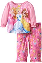 Disney Baby-Girls Infant Princess 2 Piece Set, Pink, 12 Months