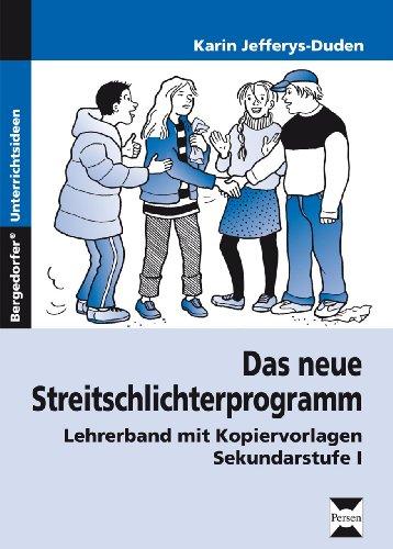 Download Das neue Streitschlichterprogramm - Lehrerband: 5. bis 10 ...