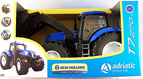 Adriatic 683 Trattore New Holland C/Benna