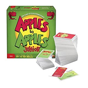 Apples to Apples Junior Card Game