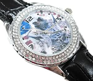 New Fashion WS041 wristwatch Diamond Crystal Watch / Assassin's Creed III