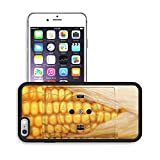 Luxlady Premium Apple iPhone 6 Plus iPhone 6S Plus Aluminum Backplate Bumper Snap Case IMAGE ID 21431263 socket with corn concept for alternative source of energy