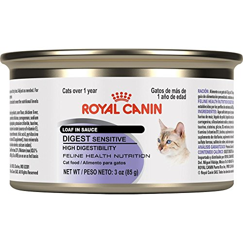 Royal Canin Digest Sensitive Loaf In Sauce