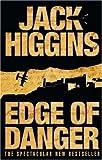 Edge of Danger (0007108508) by Higgins, Jack