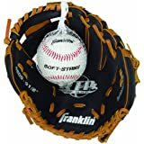 Franklin Sports Teeball Performance Series Fielding Gloves with Ball
