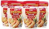日清 コツのいらない天ぷら粉揚げ上手 チャック付 450g×4個