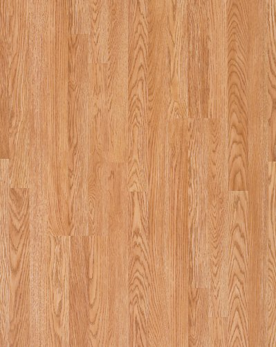 Pergo 055127 Elegant Expressions Laminate Flooring, 7.6-Inch by 47.4-Inch Plank Size with 14.99 Total Square Feet per Carton, Hudson Oak