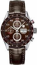Tag Heuer Carrera Day-Date Mens Watch CV2A12.FC6236