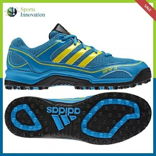 Adidas SRS.3 Unisex Hockey Astro Shoe - UK Size 8