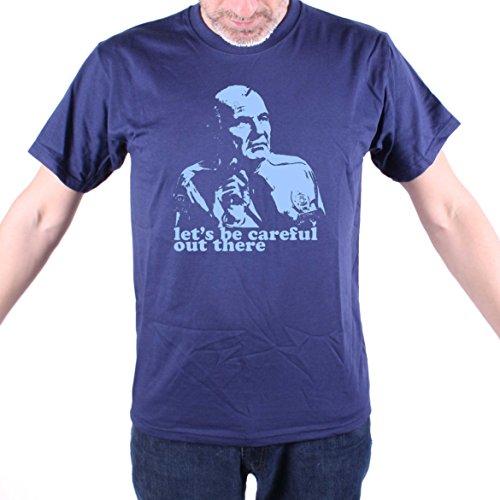 Hill Street Blues T Shirt by Old Skool Hooligans - S to XXXL