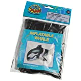 Dozen Inflatable Orca Killer Whales 18""