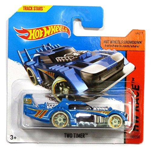 Hot Wheels Two Timer blau 1:64