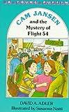 Cam Jansen and the Mystery of Flight 54 (Cam Jansen #12) (0140361049) by Adler, David A.