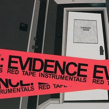 EVIDENCE - RED TAPE INSTRUMENTALS - LP