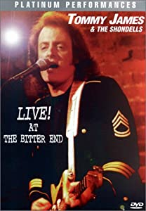 Tommy James & Shondells - Live at the Bitter End