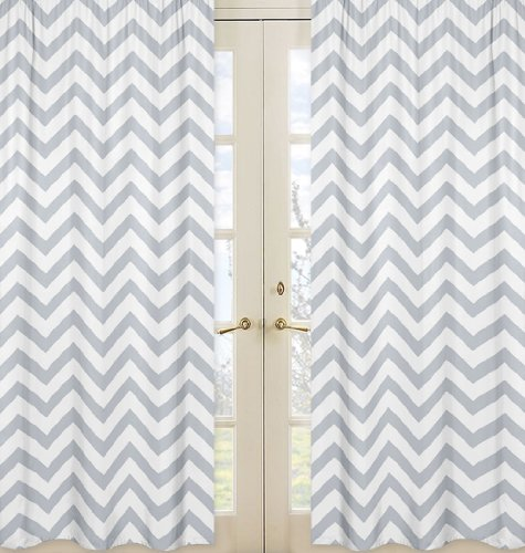 Nursery Curtains And Bedding 8923 front
