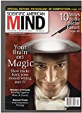 img - for Scientific American Mind (Your Brain On Magic, Nov./Dec. 2010) book / textbook / text book