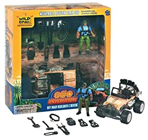 WildRepublic Off-Road Research and Rescue Set