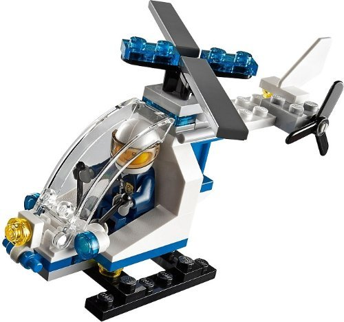 Lego, City, Police Helicopter Bagged (30226) - 1