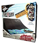 Spinmaster Tech Deck Tony Hawk Big Ramps with Board, Big Quarter Pipe