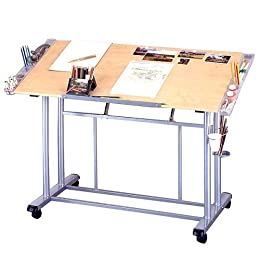 Drawing Table Amp Architect Desk From Target Furniture Office