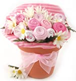 Nikki's Pink Baby Blossom Clothing Gift Bouquet