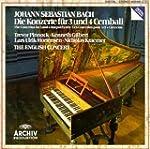 Bach: Concertos for 3 & 4 harpsichord...